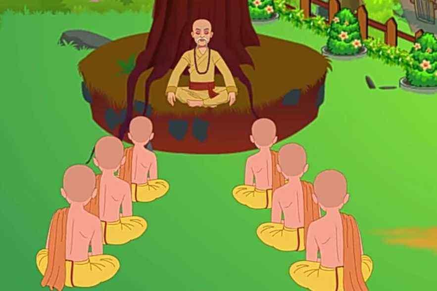 Goutam Buddha ( infographics)