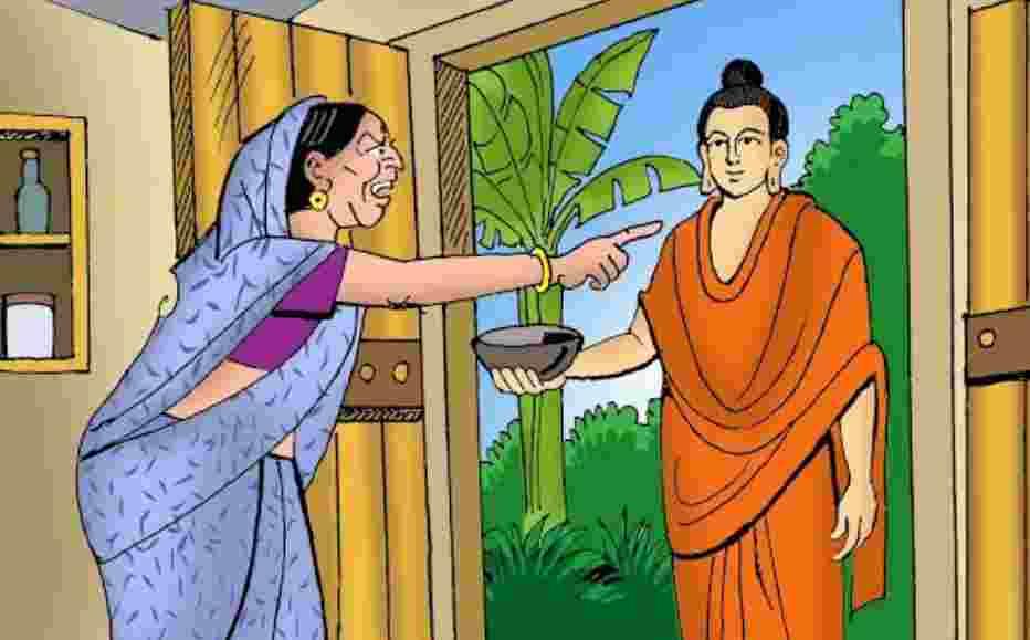 Best buddha story in Hindi.