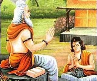 Raja Bhoj Story In Hindi. Guru Shishya.